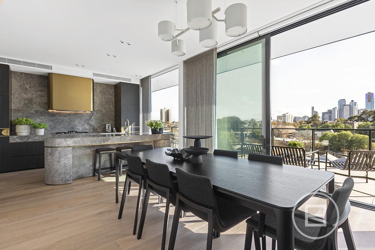 The Penthouse/81 Palmerston Crescent, SOUTH MELBOURNE 3205