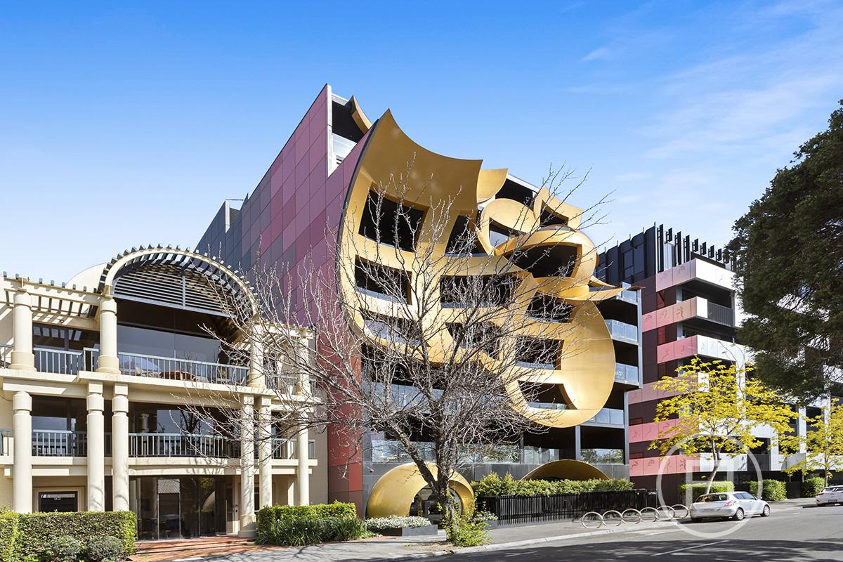 402/97 Palmerston Crescent, SOUTH MELBOURNE 3205