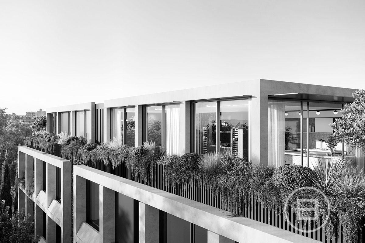 The Penthouse/81 Hawksburn Road, SOUTH YARRA 3141