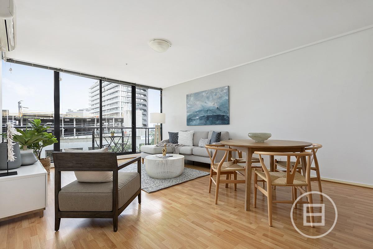 407/28 Bank Street, SOUTH MELBOURNE