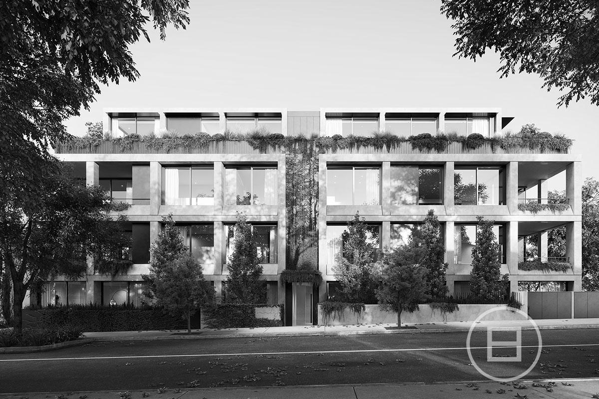 The Sub Penthouse/81 Hawksburn Road, SOUTH YARRA 3141