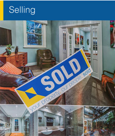 Our approach to selling your home