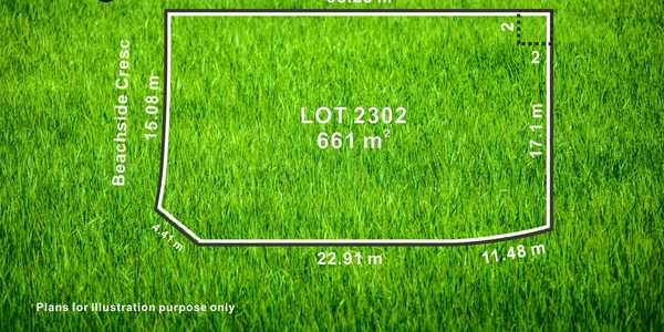 Lot 2302/17 Beachside Crescent