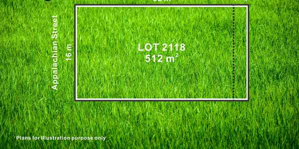 Lot 2118 Appalachian  Street